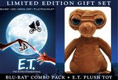 E.T. The Extra-Terrestrial Gift Set (Blu-ray +