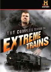 The History Channel: Extreme Trains (3-DVD)