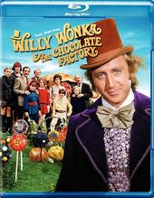 Willy Wonka and the Chocolate Factory (Blu-ray)