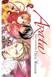 Arata: The Legend 9
