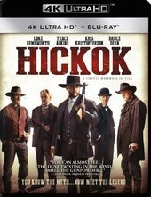 Hickok (4K UltraHD + Blu-ray)