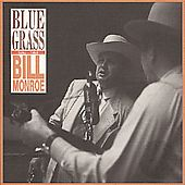 Bluegrass 1950-1958 (4-CD Box Set)
