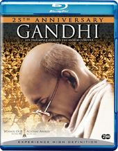 Gandhi (Blu-ray, 2-Disc Set)