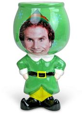 Elf the Movie - Standing Buddy Molded Ceramic