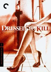 Dressed to Kill (Criterion Collection) (2-DVD)