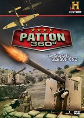 Patton 360 - Complete Season 1 (3-DVD)