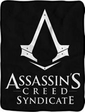 Assassin's Creed - Syndicate Logo Fleece Blanket