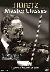 The Heifetz Master ClassesPt. 1 & 2