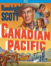 Canadian Pacific (Blu-ray)