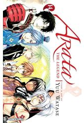 Arata: The Legend 14