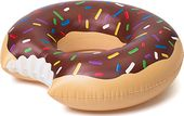 Giant Chocolate Donut - Pool Float
