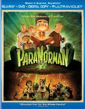 Paranorman (Blu-ray + DVD)