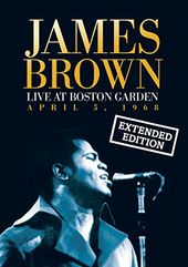 James Brown - Live at Boston Garden