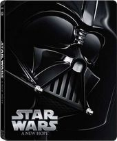 Star Wars: A New Hope [Steelbook] (Blu-ray)