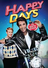 Happy Days - Complete 6th Season (4-DVD)