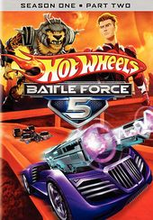 Hot Wheels: Battle Force 5 - Season 1, Part 2