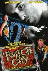 Twitch City (2-DVD)