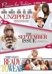 Passion for Fashion - Unzipped / The September