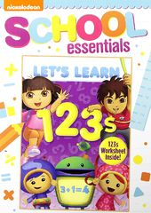Nickelodeon: Let's Learn - 123s