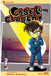 Case Closed 54