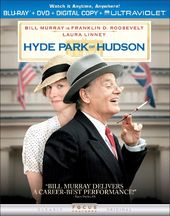 Hyde Park On Hudson (Blu-ray + DVD)