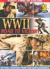 WWII - Road To Victory (5-DVD)