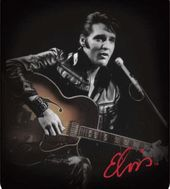 Elvis Presley - Leather Suit - Plush Blanket