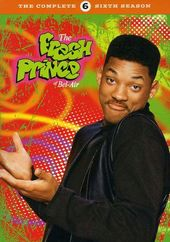 Fresh Prince of Bel-Air - Complete 6th Season