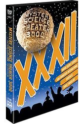 Mystery Science Theater 3000: XXXII (4-DVD)