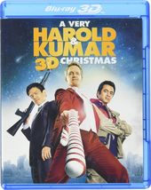 A Very Harold & Kumar Christmas 3D (Blu-ray + DVD)