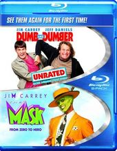 The Mask / Dumb and Dumber (Blu-ray)
