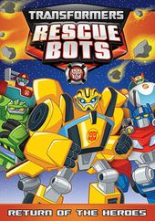 Transformers: Rescue Bots - Return of the Heroes