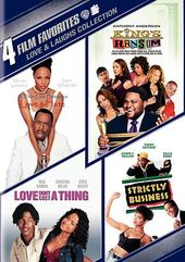 4 Film Favorites: Love & Laughs Collection (A