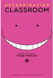 Assassination Classroom 3