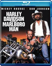 Harley Davidson and the Marlboro Man (Blu-ray)