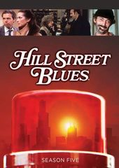 Hill Street Blues - Season 5 (5-DVD)