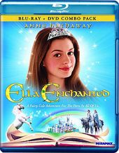 Ella Enchanted (Blu-ray + DVD)