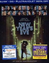 New Year's Eve (Blu-ray + DVD)