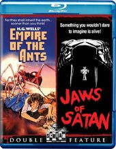 Empire of the Ants / Jaws of Satan (Blu-ray)