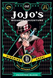 Jojo's Bizarre Adventure Part 1 Phantom Blood 2:
