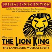 The Lion King (CD + DVD)