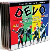 The Very Best Of DEVO (4-CD Bundle Pack)