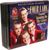 The Very Best Of The Four Lads (4-CD Bundle Pack)