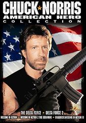 Chuck Norris - American Hero Collection (Delta