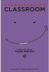 Assassination Classroom 15: Shonen Jump Advanced