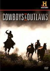 History Channel: Cowboys & Outlaws (2-DVD)