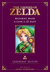 The Legend of Zelda: Majora's Mask / A Link to