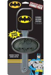 DC Comics - Batman - Spatula & Cookie Cutter 2pk
