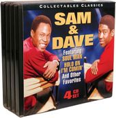 The Very Best Of Sam & Dave (4-CD Bundle Pack)