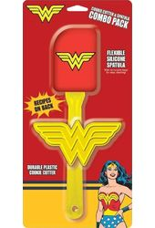 DC Comics - Wonder Woman - Spatula & Cookie